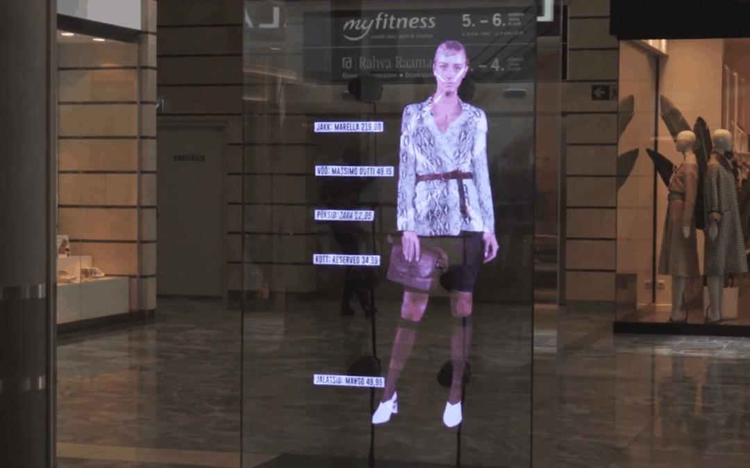 """HYPERVSN: contenuti """"WOW"""" per il retail"""