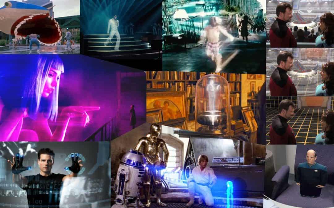 Che cos'è un Proiettore Ologrammi 3D