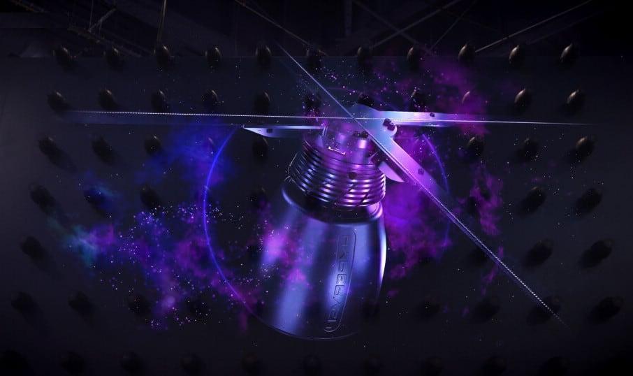 Come Funziona un Proiettore Olografico 3D
