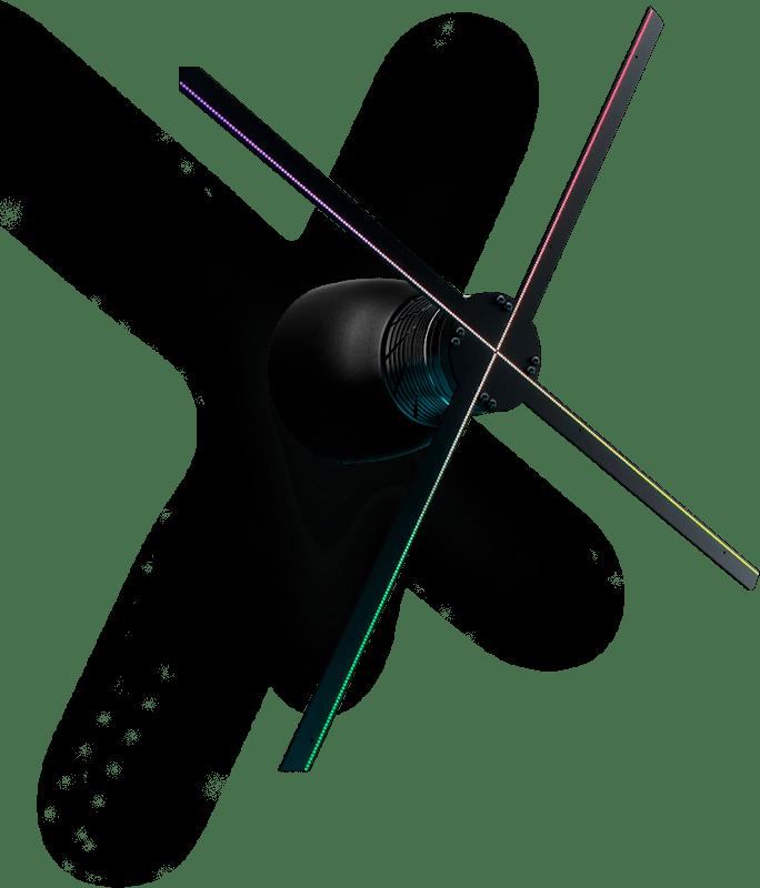 Proiettore Olografico 3D HYPERVSN