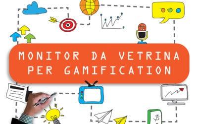 Il Segreto Numero 1 dei Monitor da Vetrina per Gamification