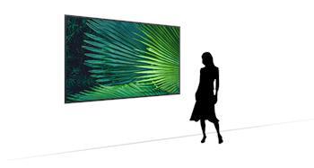 Applicazioni dei monitor da vetrina LFD
