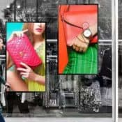 Monitor da Vetrina Pubblicitari: una Grande Risorsa per il Retail