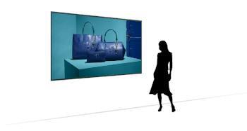 Come ti aiuta nel concreto un monitor da vetrina digitale?